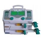 AJ-P920G Pompe à double seringue avec bibliothèque de médicaments et dossier de perfusion