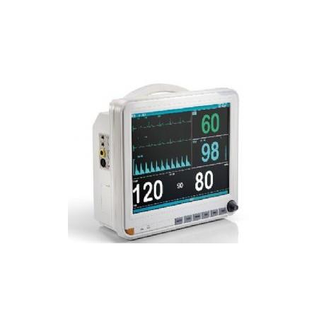 AJ-3000DT     Moniteur patient de paramètre multi de haute performance d'écran tactile de 15 pouces