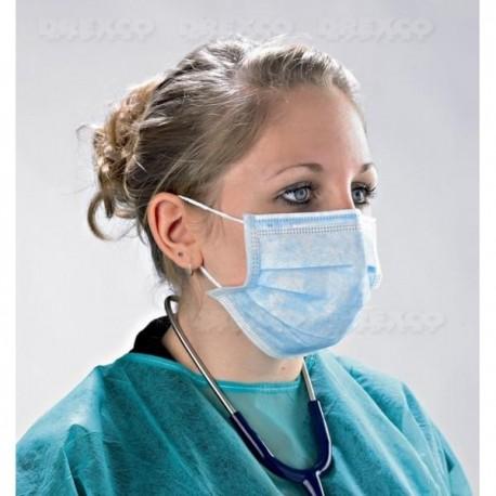 paquet de chirurgical masque
