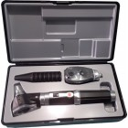 Ensemble ophtalmoscope d'otoscope